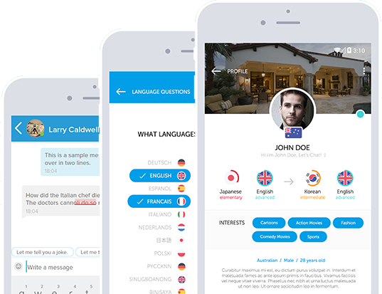 Why Bilingua is the best language exchange app