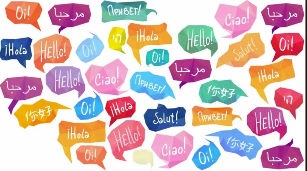 How to say hello in 100 languages bilingua stopboris Gallery