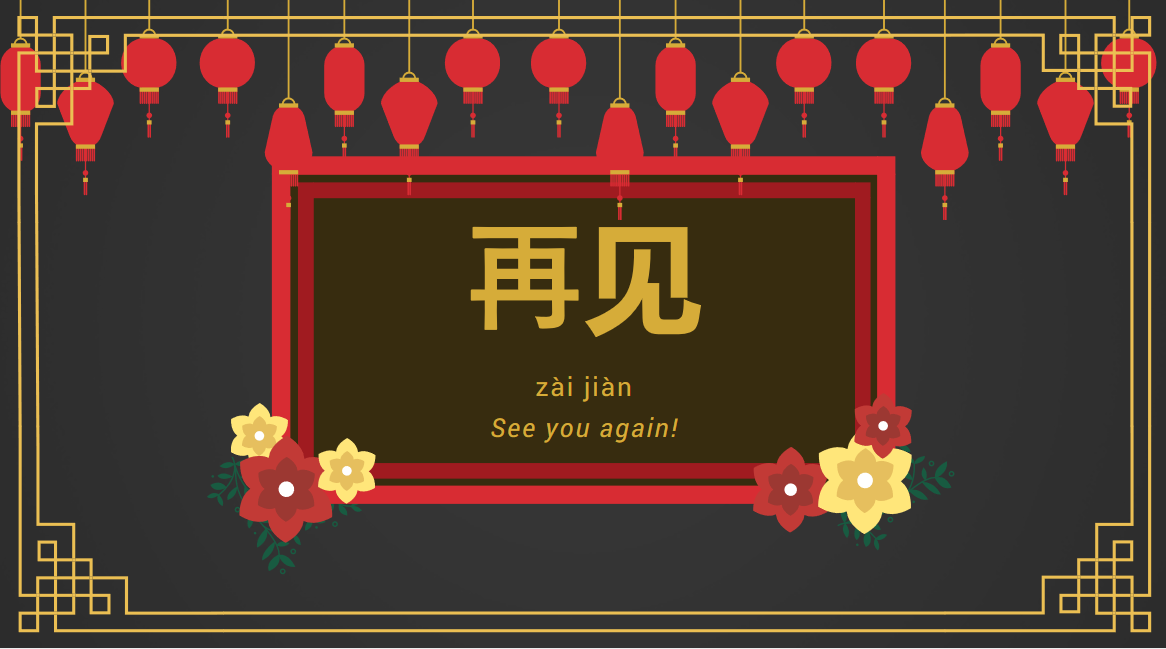 How to say goodbye in chinese mandarin for different situations say goodbye in mandarin chinese m4hsunfo
